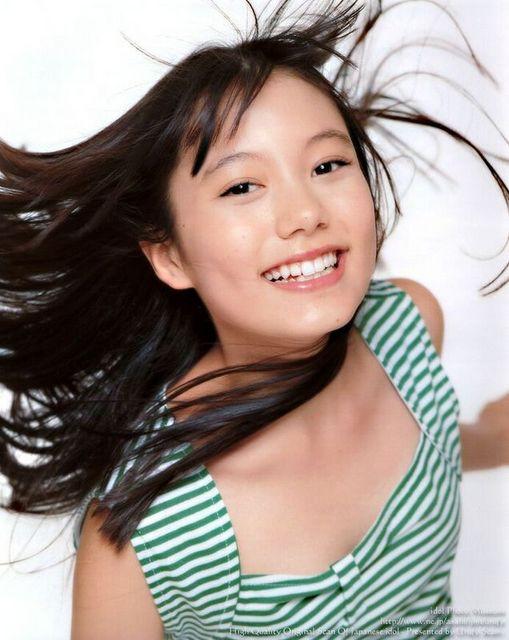 Anne Suzuki Young Japanese Actresst